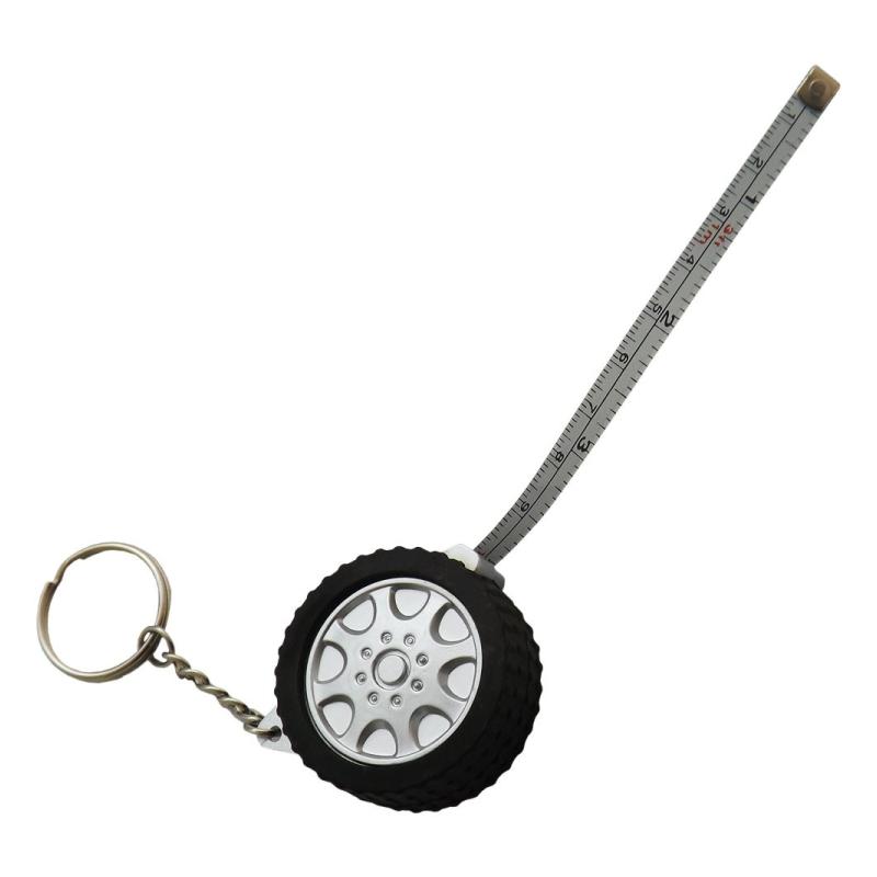 chaveiro pneu trena 1 m 415